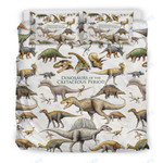 Custom Bedding Dinosaurs Period Bedding Set