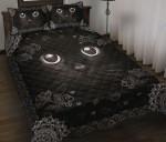 Custom Bedding Black Cat Bedding Set
