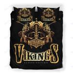 Custom Bedding Viking Thor���s Hammer Bedding Set