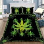 Custom Bedding 420 Weed Bedding Set