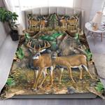 Custom Bedding Amazing Deer Bedding Set