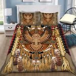 Custom Bedding Owl Native American Pattern Bedding Set