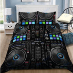 Custom Bedding Cool DJ Mix 3D Bedding Set