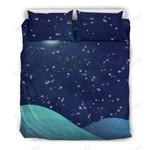 Custom Bedding Fantasy Night Sky Bedding Set #98151