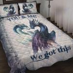 Custom Bedding Dragon Art Bedding Set