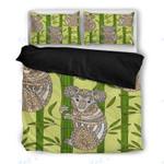 Custom Bedding Koala Bedding Set