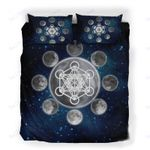 Custom Bedding Metatron���s Cube Bedding Set