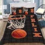 Custom Bedding Basketball Personalized Bedding Set #39952