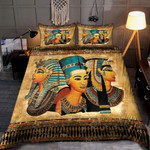 Custom Bedding 3D Ancient Egyptian Gods Bedding Set #65214