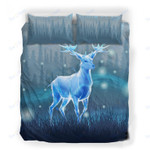 Custom Bedding Deer Spirit Animal Bedding Set