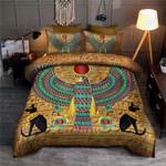 Custom Bedding Ancient Egyptian God Bedding Set