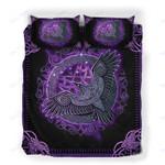 Custom Bedding Raven Spirit Amethyst Bedding Set