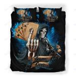 Custom Bedding Casino Poker Death All In Bedding Set