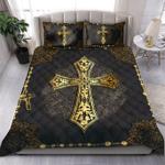 Custom Bedding Jesus Cross Bedding Set #96031
