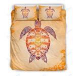 Custom Bedding Hawaii Turtle And Hibiscus Bedding Set