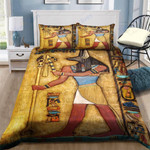Custom Bedding Ancient Egypt Bedding Set