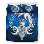 Custom Bedding Celestial Moon Child Bedding Set