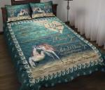 Custom Bedding Turtle - I Choose You Bedding Set