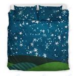Custom Bedding Fantasy Night Sky Bedding Set #35077