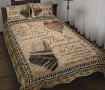 Custom Bedding Piano - I Choose You Bedding Set