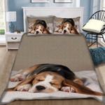 Custom Bedding Beagle Bedding Set