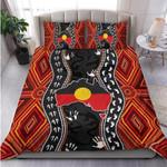 Custom Bedding Aboriginal Bedding Set - Australia Indigenous Map