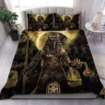 Custom Bedding Ancient Egyptian Anubis Bedding Set #28468