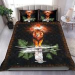 Custom Bedding My God - Jesus Bedding Set