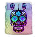 Custom Bedding Sugar Skull Lover Bedding Set