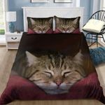 Custom Bedding Love Cat 3D Bedding Set