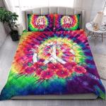 Custom Bedding Hippie Tie Dye Style Bedding Set