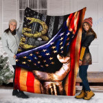 Custom Blanket SNAKE VINYL Blanket - Fleece Blanket
