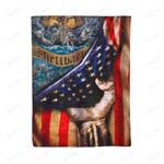 Custom Blanket SHELLBACK Blanket - Fleece Blanket