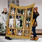 Custom Blanket Beagle Dog Blanket - Fleece Blanket #11694