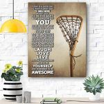 Believe In Yourself Canvas Prints Wall Art - Matte Canvas