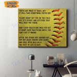 Softball Canvas Prints Wall Art - Matte Canvas #78028