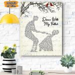 Dance With My Father Canvas Prints Wall Art - Matte Canvas