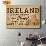 Ireland Canvas Prints Wall Art - Matte Canvas