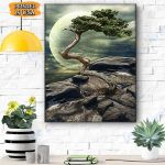 Living On The Edge Canvas Prints Wall Art - Matte Canvas