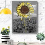 Hairstylist You Are My Sunshine Canvas Print Wall Art - Matte Canvas