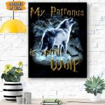 Wolf Canvas Prints Wall Art - Matte Canvas #99538