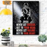 Softball Canvas Prints Wall Art - Matte Canvas #25650