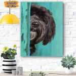 Tibetan Terrier Gorgeous Canvas Prints Wall Art - Matte Canvas
