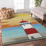 Custom Areas Lighthouse Rug - Gift For Family