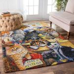 Custom Areas Rug Cat Lover 2 Rug - Gift For Cat Lover