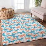 Custom Areas Rug Butterfly 6 Rug - Gift For Family