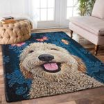 Custom Areas Rug Labradoodle Rug - Gift For Family