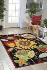 Custom Areas Rug Fantasy Flower Rug - Gift For Family