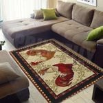 Custom Areas Rug Chicken For A New Day Rug - Gift For Family