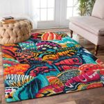 Custom Areas Rug Butterfly Wings Rug - Gift For Family
